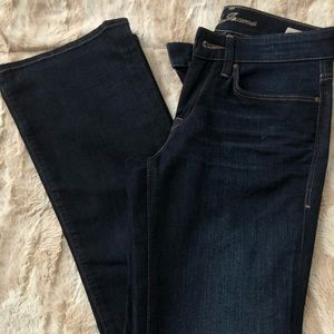 Mavi Molly Mid-Rise Classic Boot Cut Jeans Size 26